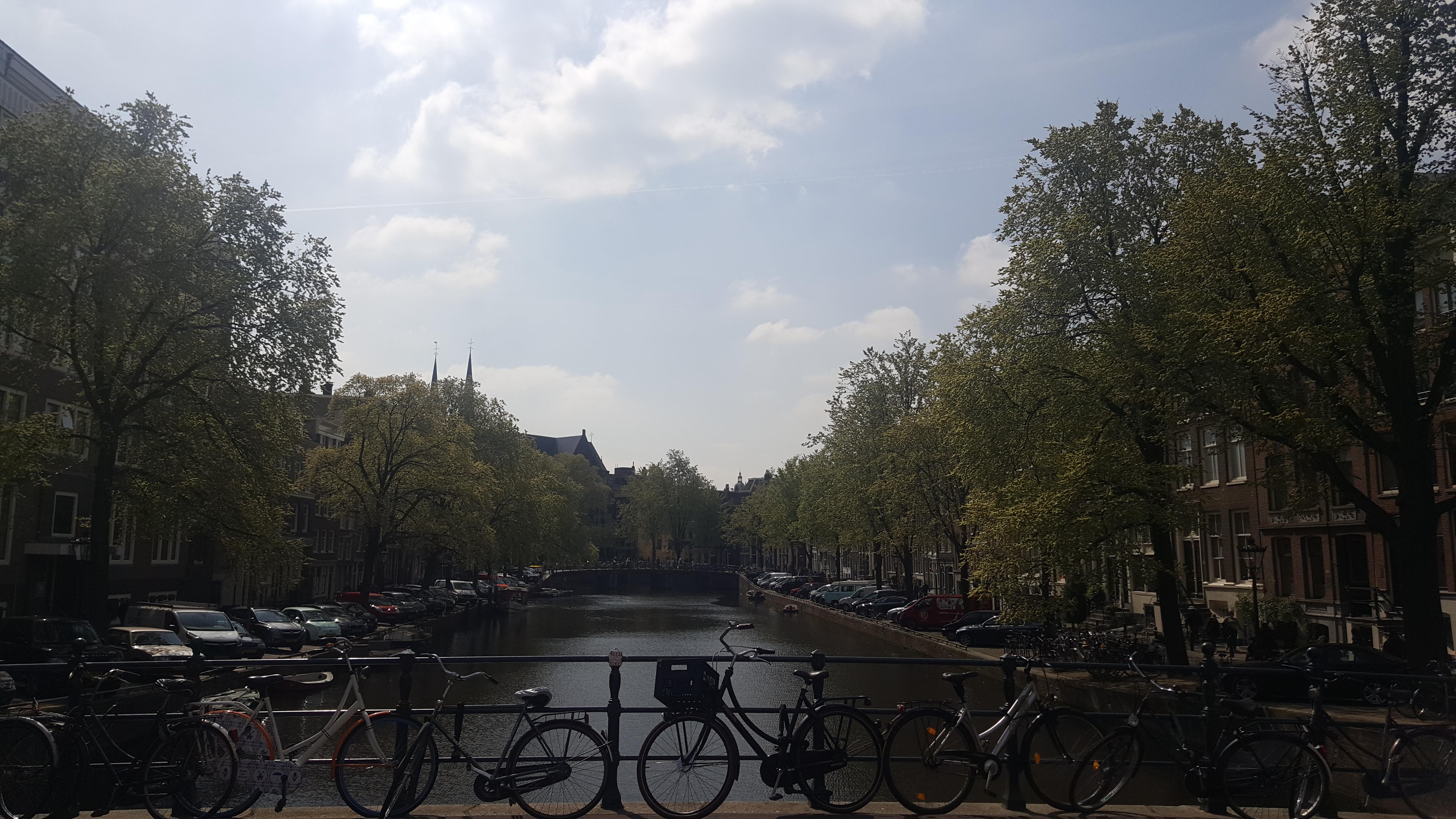 récit voyage amsterdam